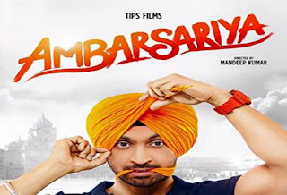 Complete cast and crew of Ambarsariya (2016) bollywood hindi movie wiki, poster, Trailer, music list - Diljit Dosanjh, Movie release date March 25 , 2016