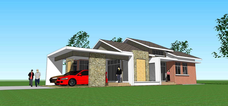 Rekabentuk Rumah Idaman