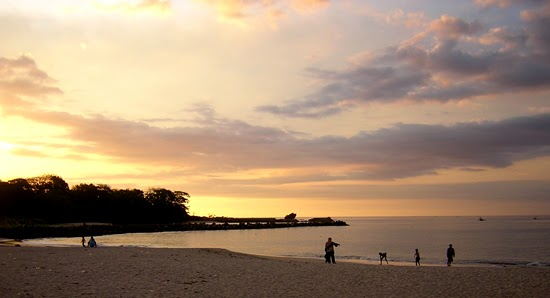 Pantai Santolo di Garut Jawa Barat