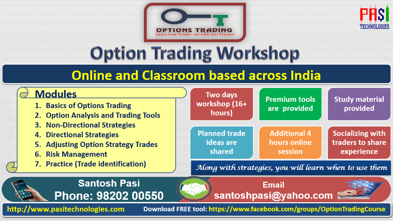 NIFTY BANKNIFTY Option Trading Training