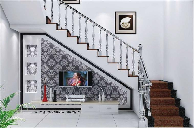 41 Model Tangga Rumah Minimalis Yang Modern Dan Elegan Terbaru