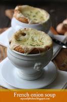 Френска лучена супа/ French onion soup