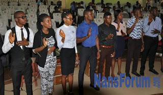 UNIZIK Inaugurates New Student Union Executive