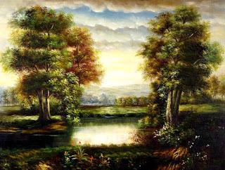 Pengertian Lukisan dan Gaya Lukisan