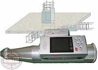 Alat Uji Kuat Beton Digital Schmidt Hammer HT-225W Call 0812-8222-998