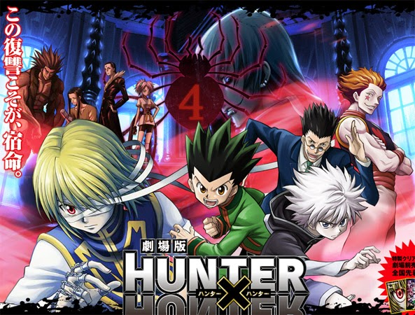 Hunter x Hunter The Movie