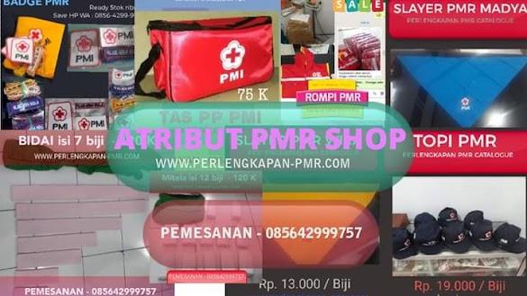 Distributor online Atribut PMR ( Topi, Slayer, Badge, PDH, Rompi)