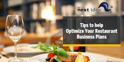 Tips to help Optimize Your Restaurant Business Plans
