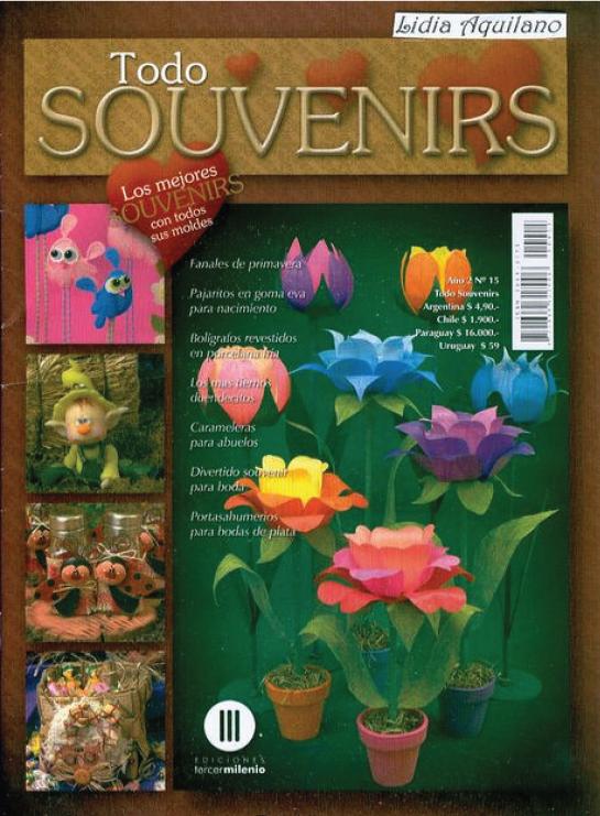 Souvenirs Nº 15