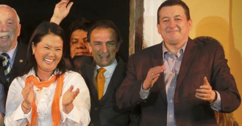 ROLANDO REÁTEGUI: Congresista por la región San Martín fue el nexo para falsos aportantes de Fuerza 2011