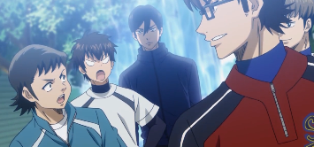 Diamond no Ace: Act II – Episodio 05