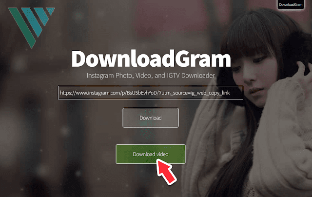 Cara Download Foto/Video Instagram Tanpa Aplikasi