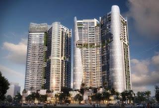 Apartemen Alam Sutera Mixed Used Condominium www.rumah-hook.com