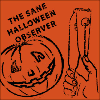 Jack O'Lantern Noisemaker Graphics from the Flex-A-Tone Musical Sound Effect