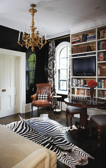 Lulu Belle Design High Gloss And Lacquered Walls