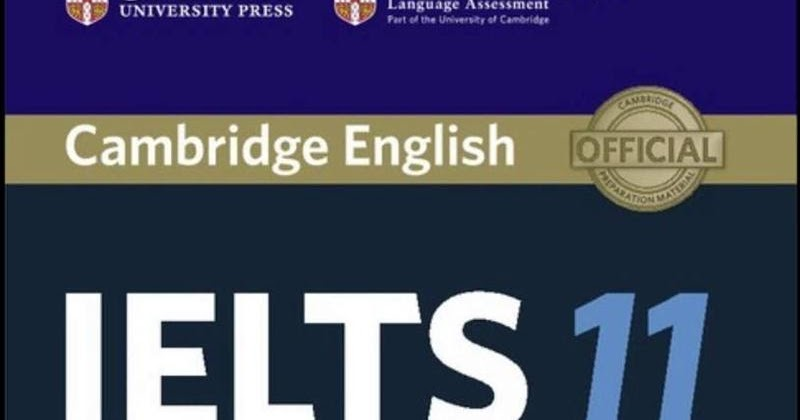 Download all Cambridge IELTS books pdf audio (1-13)