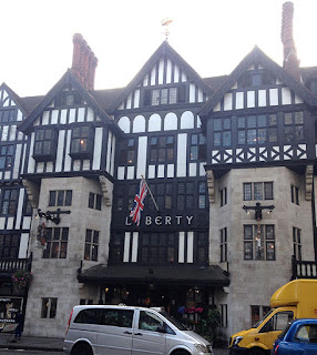 The Liberty store, London