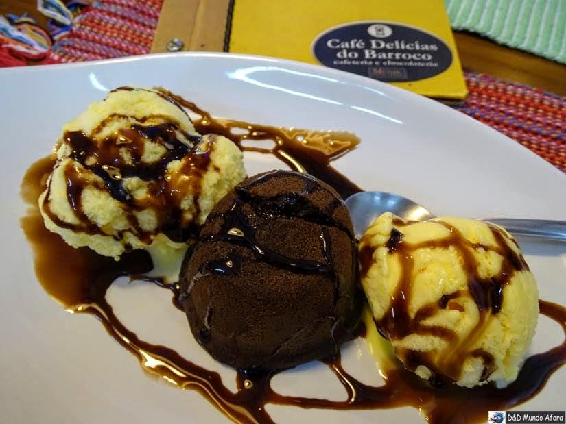 Onde comer em Tiradentes - Café Delícias do Barroco