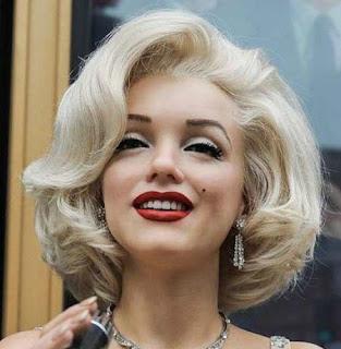 Marilyn 60's Blowout
