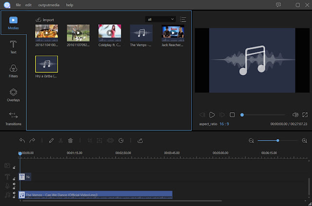 Apowersoft video editor full