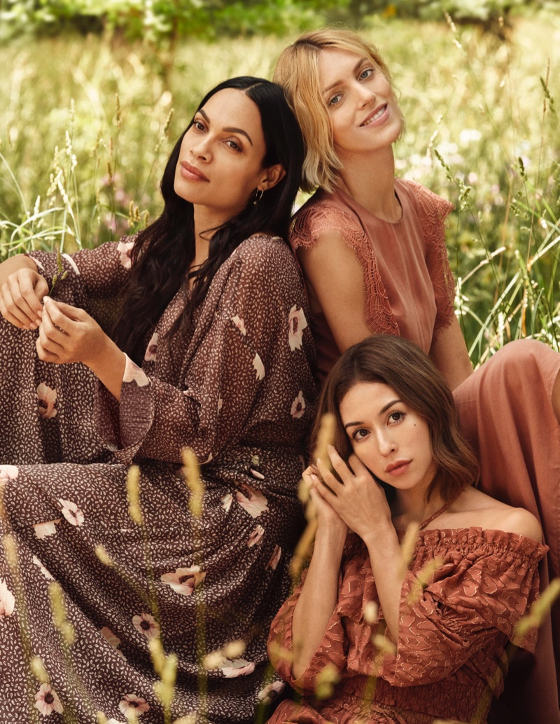 H&M Conscious Collection 2019 Campaign