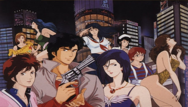 Download City Hunter Subtitle Indonesia