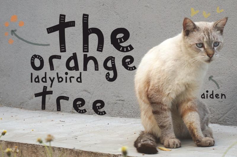 Tangerine Critters
