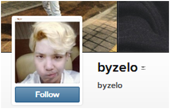 BYS: 2013 B.A.P Instagram Updates