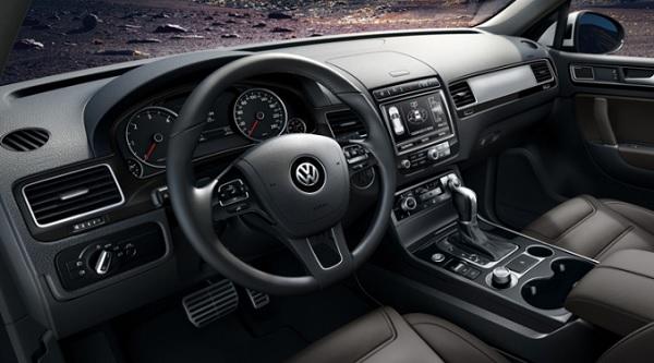 Volkswagen Touareg Argentina