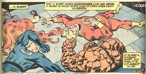 1974 Giant-Size Fantastic Four 3