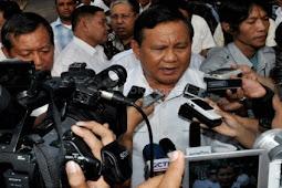 Prabowo Puji Keputusan Jokowi Naikkan Gaji PNS Sebesar 5%