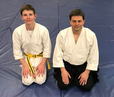 Ryan Williams - 5th kyu - Pass