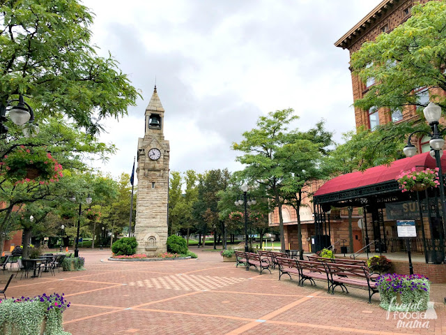Located just north of the central Pennsylvania border with New York, you will find the quaint town of Corning, New York. Corning is located just south of the Finger Lakes along the Chemung River.