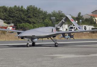 Drone Bayraktar TB2