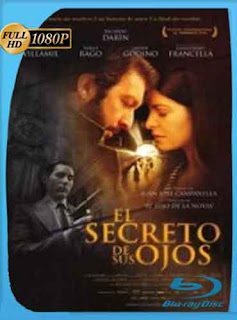 El Secreto De Sus Ojos  2009 HD [1080p] Latino [Mega] dizonHD