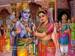 Sri Rama dan Dewi Shinta