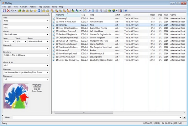 Software MP3TAG