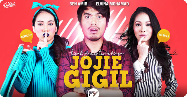 Sinopsis Pelakon Drama Jojie Gigil Slot Dahlia TV3