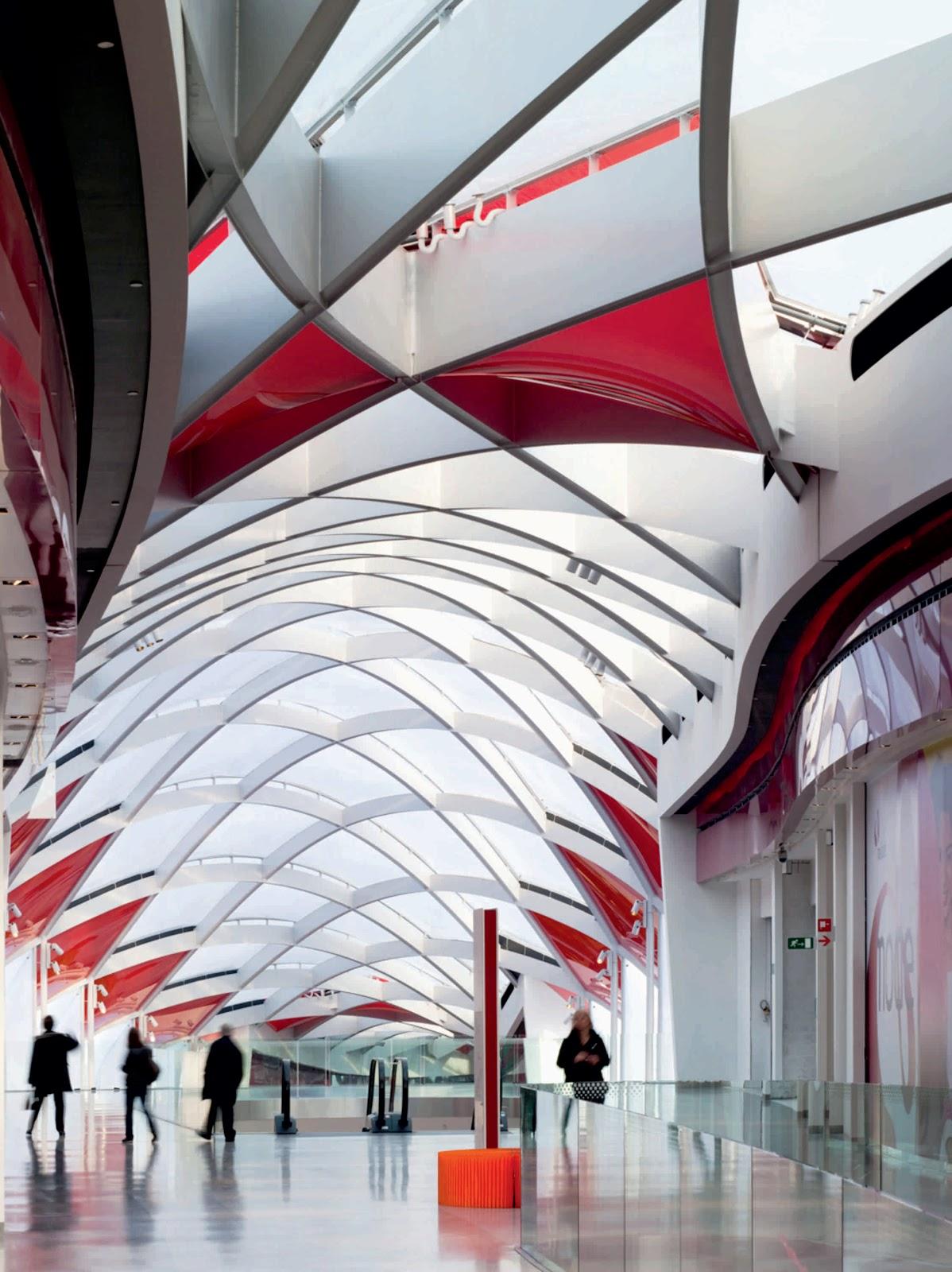 Mediacite By Ron Arad Architects
