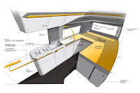Volkswagen California XXL Concept (2017 Rendering) Interior