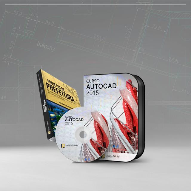 Curso completo AutoCAD 2D e 3D com certificação