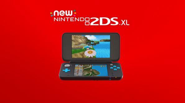 نيتندو تعلن عن الجهاز الجديد 2DS XL