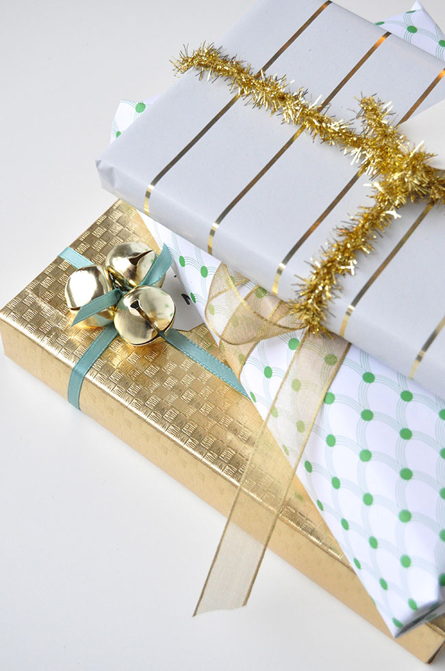 Wrapping with Gift Horse & Co