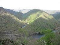 gorges de la Luzège randonnée