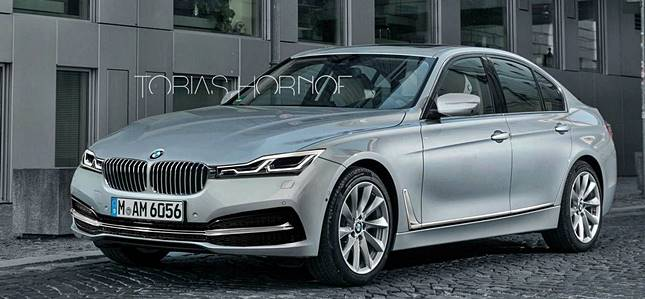 2018 BMW 3 Series Sedan Redesign