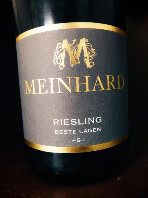 Riesling Beste Lage Weingut Meinhard