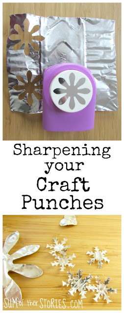 How to sharpen your craft punches