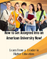 How to Get Accepted into an American University Now English PDF Book