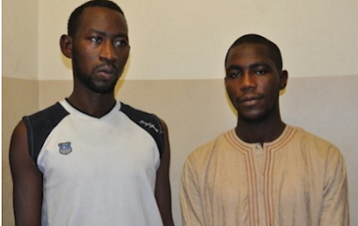 Fake EFCC Operatives Nabbed (Photo)