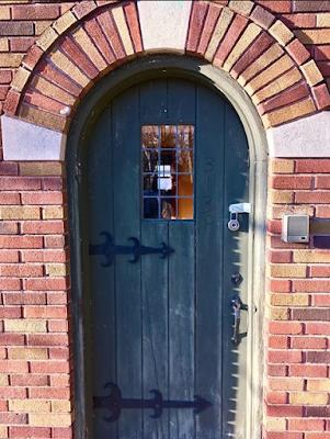 rounded top 1928 door